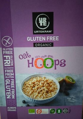 Oat hoops - Product