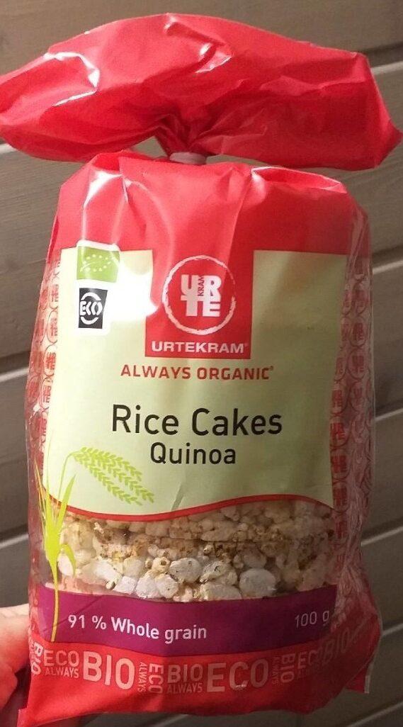 Galette de riz et quinoa - Product