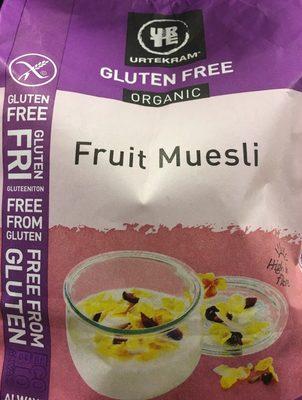 Fruit Muesli - Product