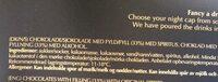 Anthon Berg Chocolate Liqueurs 12er - Ingrédients - fr
