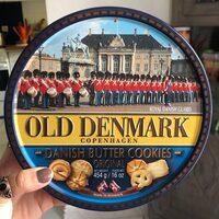 Danish Butter Cookies Original - Product