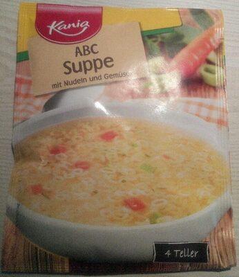 ABC Suppe - Prodotto - de