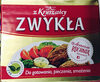 Zwykła z Kruszwicy - Margaryna o zmniejszonej zawartości tłuszczu 60 %. - Produkt