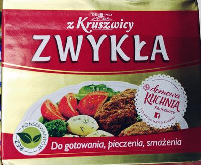Zwykła z Kruszwicy - Margaryna o zmniejszonej zawartości tłuszczu 60 %. - Produkt - pl