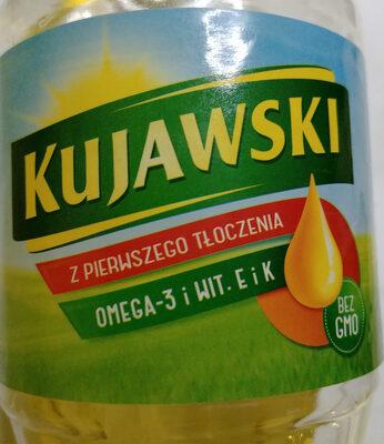 Rapeseed oil - Produkt - pl