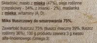 Finuu Klasyczne - Składniki - pl
