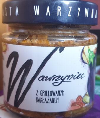 Wawrzyniec z grillowanym bakłażanem - Produkt - pl