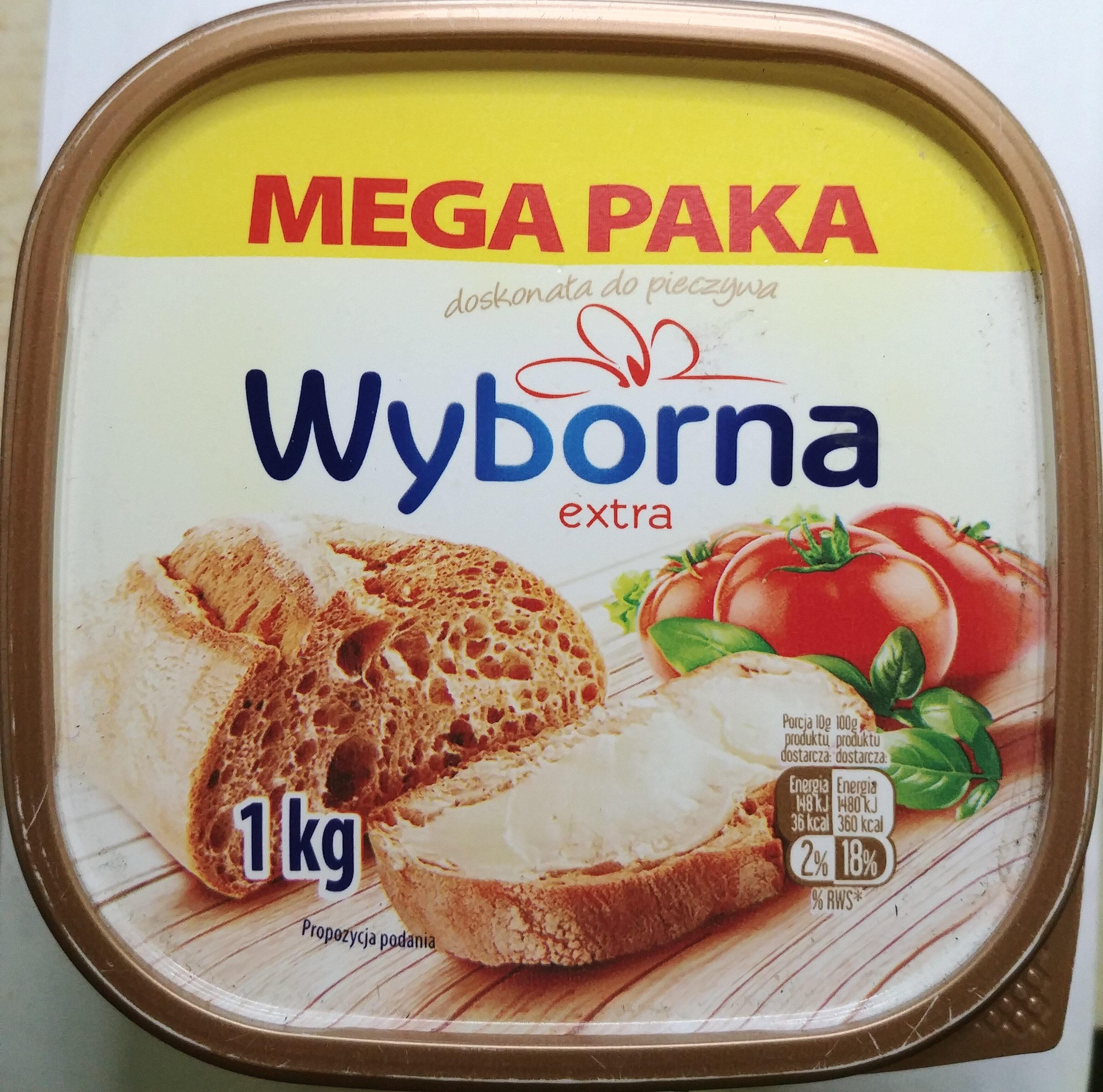 Margaryna półtłusta 40%. - Produkt - pl