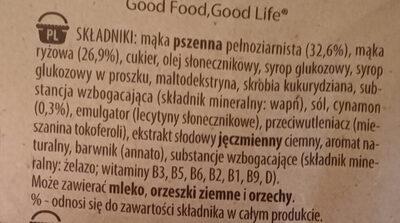 Cini Minis - Składniki - pl