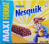 Nesquik Céréales et Lait - Maxi Format - Produit