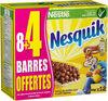 NESTLE NESQUIK Barres de Céréales (8+4) x 25g - Product