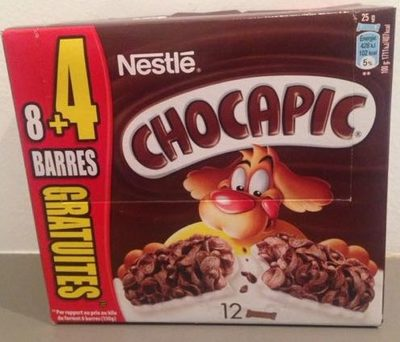 Chocapic Barres - Product - fr