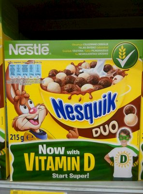 Nesquik Duo - Produit