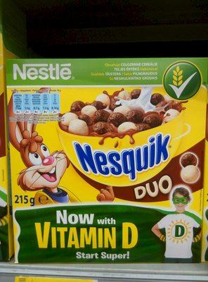 Nesquik Duo - Produit - fr