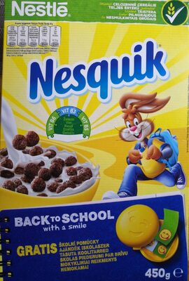 Nesquik - Product - cs