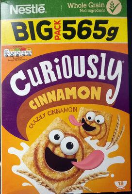 Curiously Cinnamon - Product - en