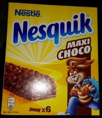 Barres céréales Maxi Choco - Product