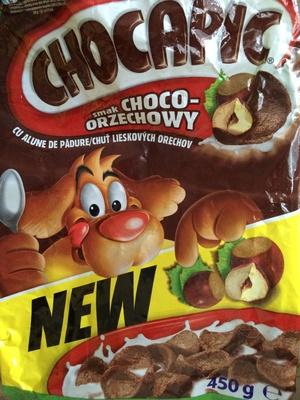 Chocapic - smak choco-orzechowy - Product - en