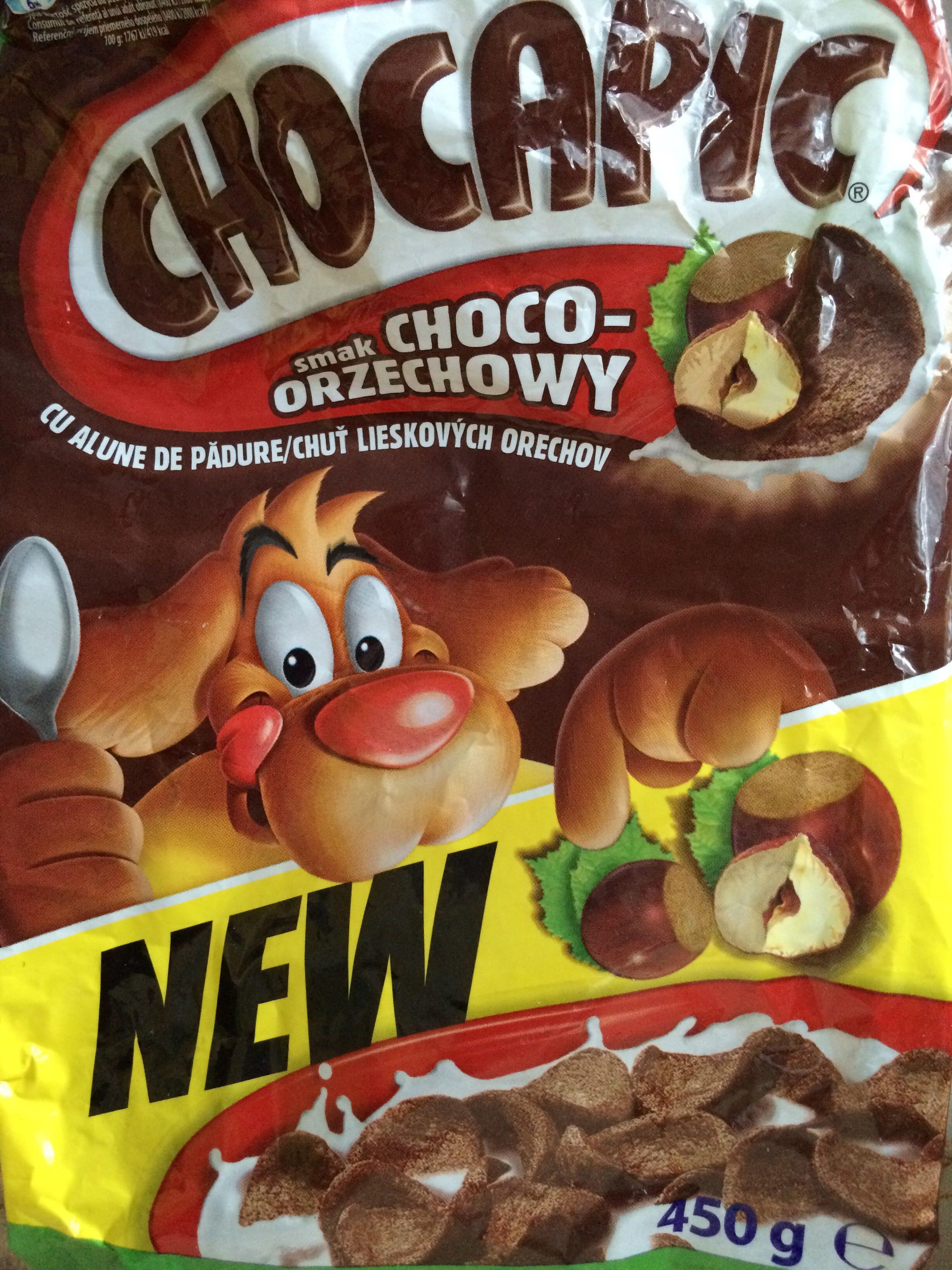 Chocapic - smak choco-orzechowy - Produkt - pl
