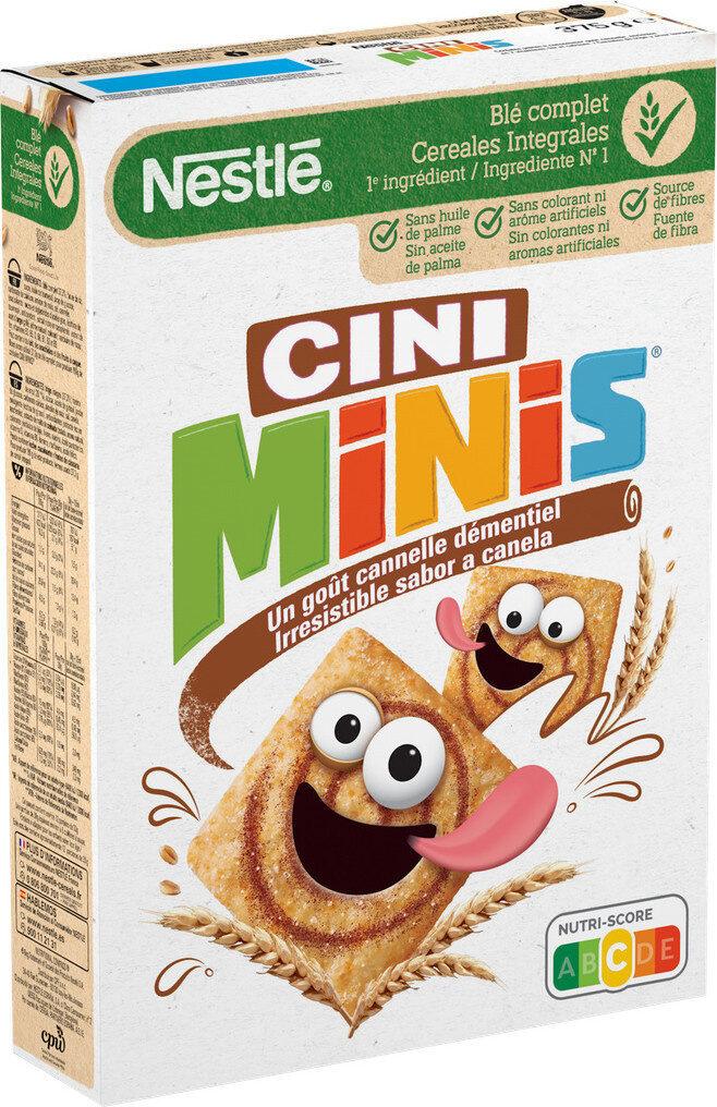 CINI MINIS céréales petit-déjeuner - Prodotto - fr