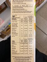 Corn Flakes Gluten-frei - Informazioni nutrizionali - de