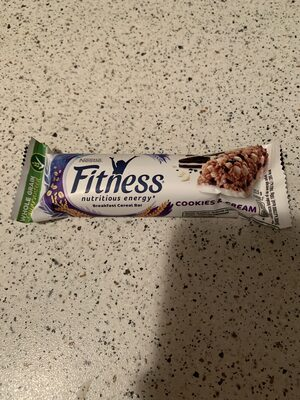Fitness Cookies & Cream - Product