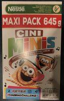 Nestlé Cini Minis - Produktas - cs