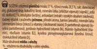 Nestlé Cini Minis - Ingredients - cs