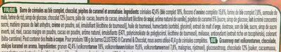 Clusters Caramel & Choco - Ingrédients - fr