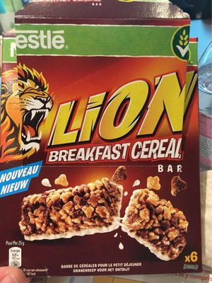 Lion breakfast cereal bar - Product