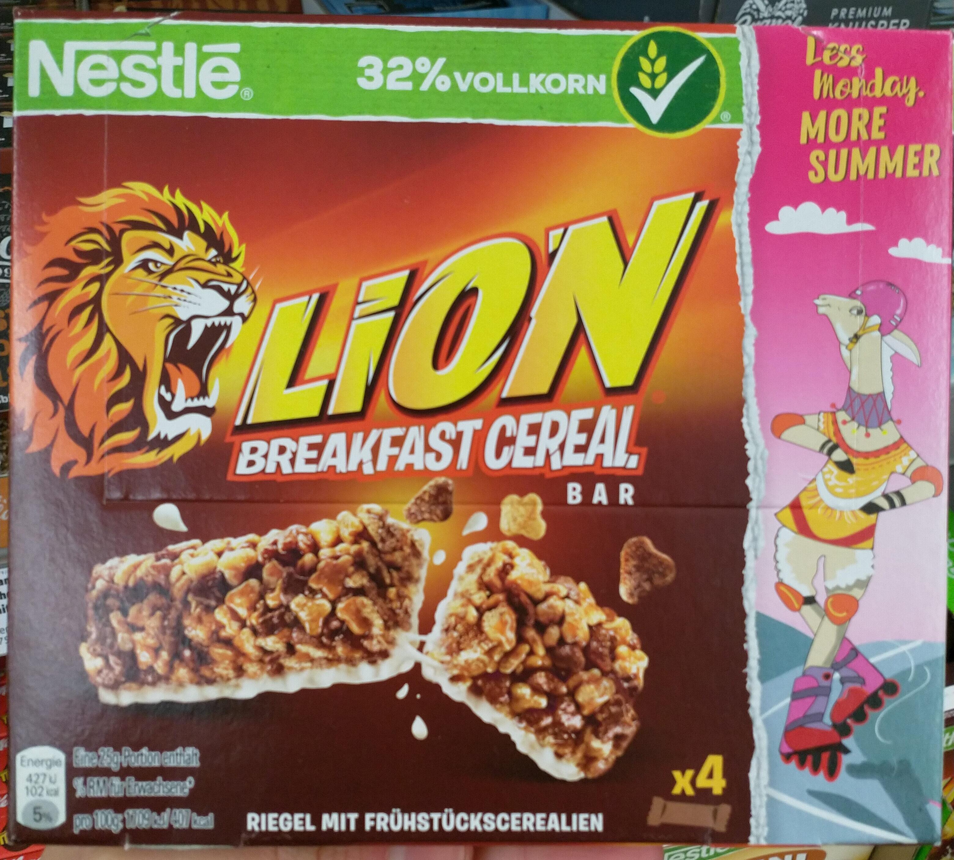 Lion breakfast cereal - Produkt - de