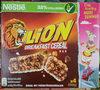 Lion breakfast cereal - Produit