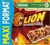 LION Barre de Céréales 12x25g Maxi Format - Product