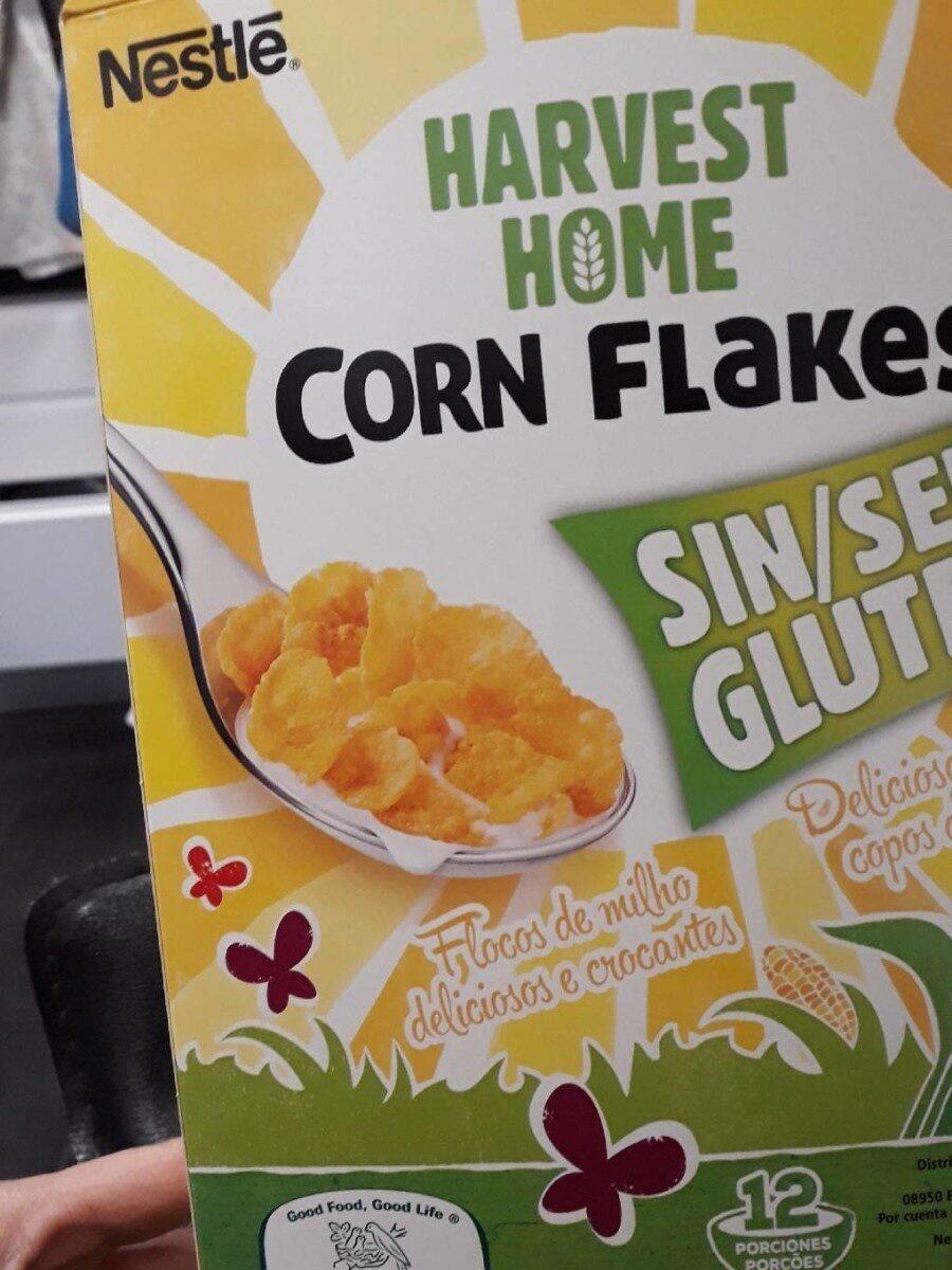 Corn Flakes sin gluten - Product - es
