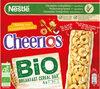 NESTLE CHEERIOS BIO Barres de céréales - Produit