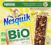 NESTLE NESQUIK Bio Barres de céréales 4X25g - Produit