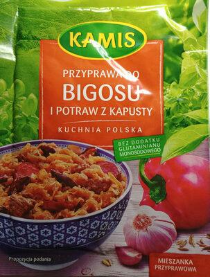Przyprawa do bigosu i potraw z kapusty - Produkt