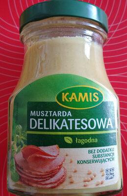 Musztarda delikatesowa - Produkt