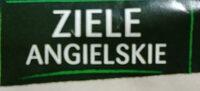 Ziele angielskie - Składniki - pl