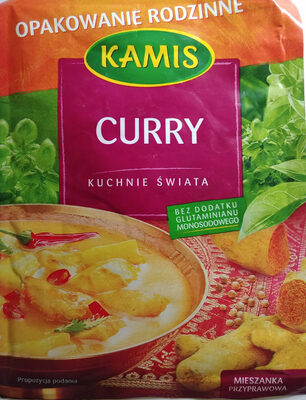Curry - Produkt - pl