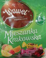 Mieszanka Krakowska - galaretki w czekoladzie. - Produkt