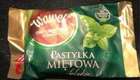 Pastylka mietowa - Produkt