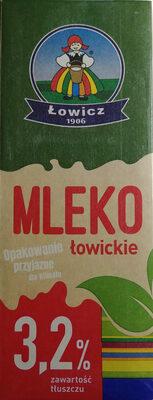 Mleko UHT - Product