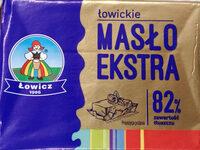 Masło Ekstra 82% - Produkt - pl
