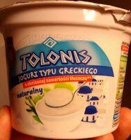 Jogurt naturalny typu greckiego - Product