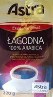 Kawa łagodna - Produkt