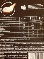 Idaho valley mint - Nutrition facts - fr