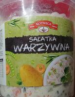 Sałatka warzywna z majonezem - Produkt