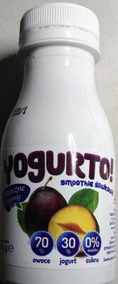 Jogurt owocowy - Product - pl