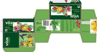 Vitax Regulavit - Thành phần - en